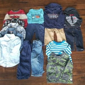 Other - 12M Boys Lot